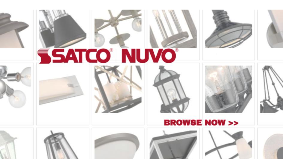 Satco select lighting
