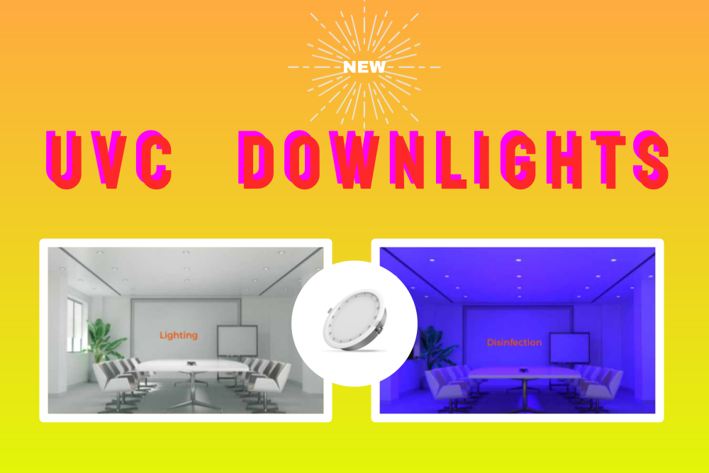 NEW: UVC Downlights