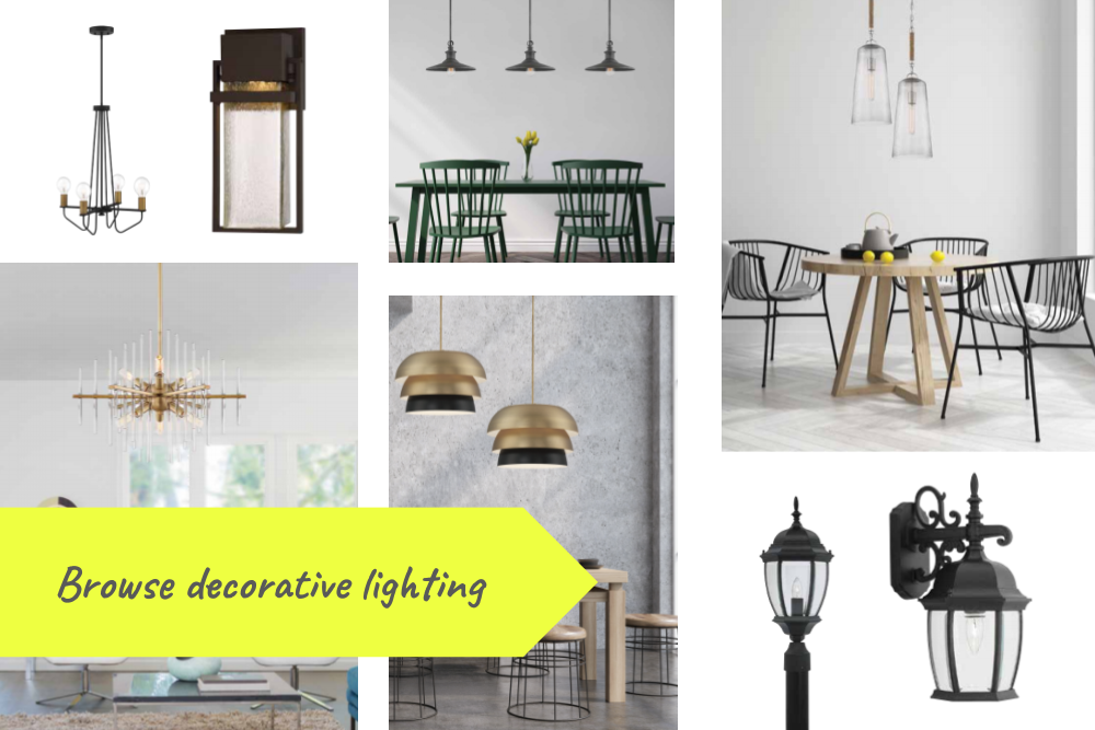 Decorative Lighting for Indoor and Outdoor